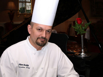Featured chef: Allen Boltik of the Wisconsin Club