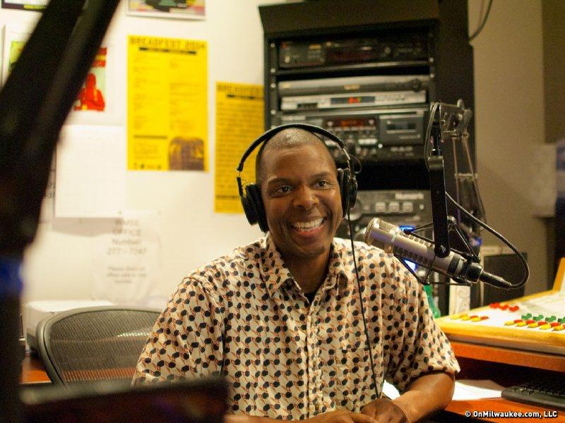 Johnson makes deep grooves in Milwaukee radio, schools and