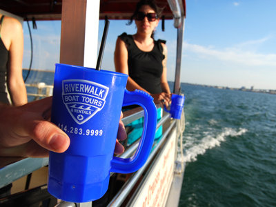 Booze cruises shake up typical summer nights