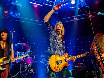 Bostyx fuses two classic rock bands into Festa Italiana Image