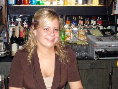 Featured bartender: Melissa from Jo-Cat's