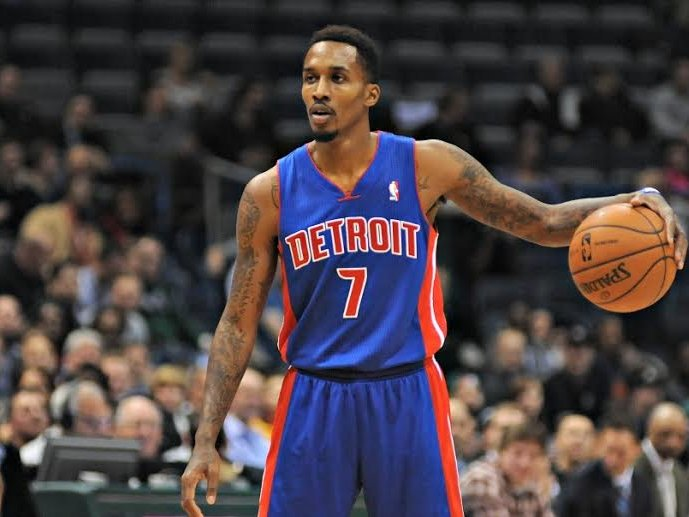 Brandon Jennings returned to Milwaukee for the first time since being traded to the Detroit Pistons. It was an anticlimactic experience for all involved.