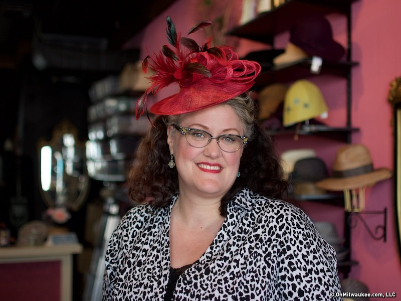 Bay View hat makers stack up fashion with function - OnMilwaukee 55cb3f6e4232