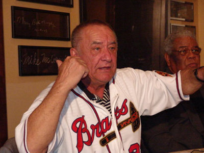 50 years later, Logan still a sparkplug for Braves