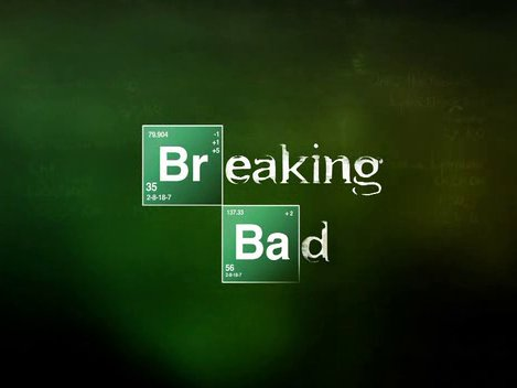 "Breaking into ""Breaking Bad"" and liking it."