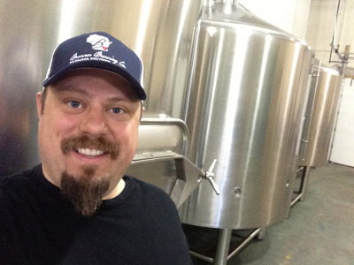 Art meets beer: Brenner Brewing Company