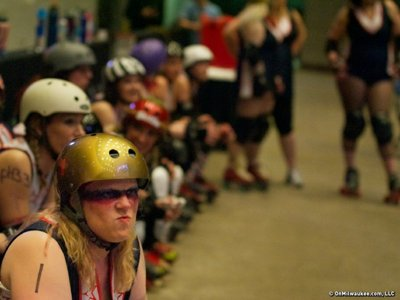 Meet some Brewcity Bruisers before they battle it out March 18