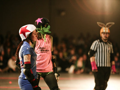 Brewcity Bruisers double up this weekend