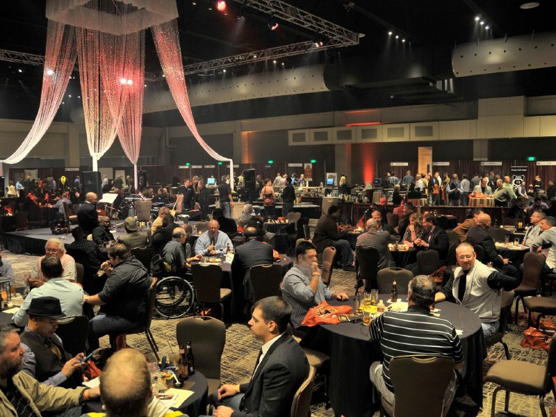 The second annual Brew City Cigar Festival will be held Saturday, Sept. 27 at Potawatomi Hotel & Casino.