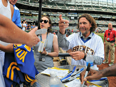 11 photos from the Brewers' 1982 AL Championship team reunion