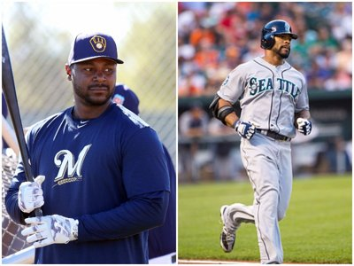 Why did the Brewers move on from Chris Carter - and who's replacing him?