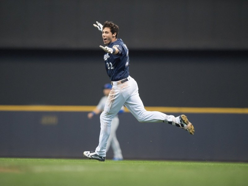 9 things to know about Brewers star Christian Yelich - OnMilwaukee d3dd40426