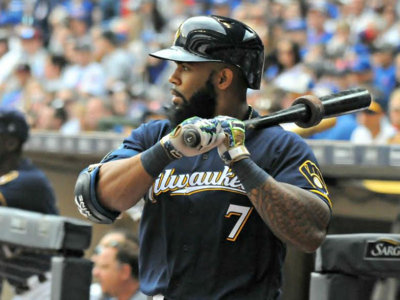 It's time to start speaking in fabled terms about Brewers folk hero Eric Thames