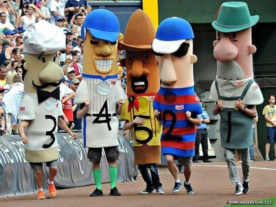 Racing Sausages Run/Walk Image