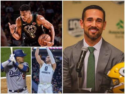 The best moments of 2018 for Wisconsin sports teams