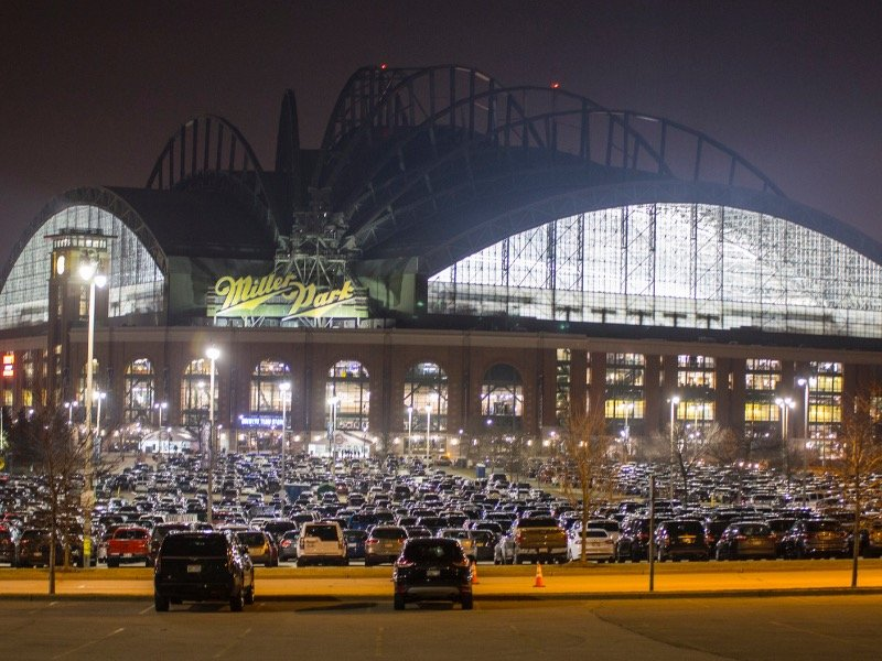 Brewers' Miller Park homestand highlights, May 21-26