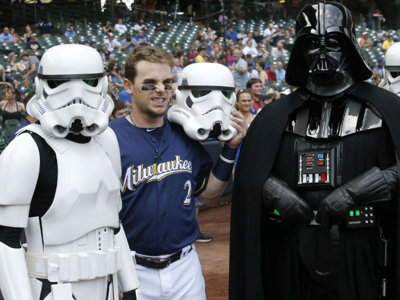 Brewers' 2017 Theme Nights include Star Wars, Beatles Tribute and more