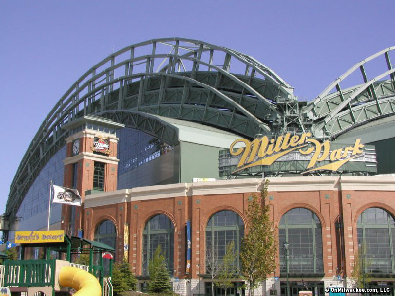 Brewers' Miller Park homestand highlights, May 23-28 Image