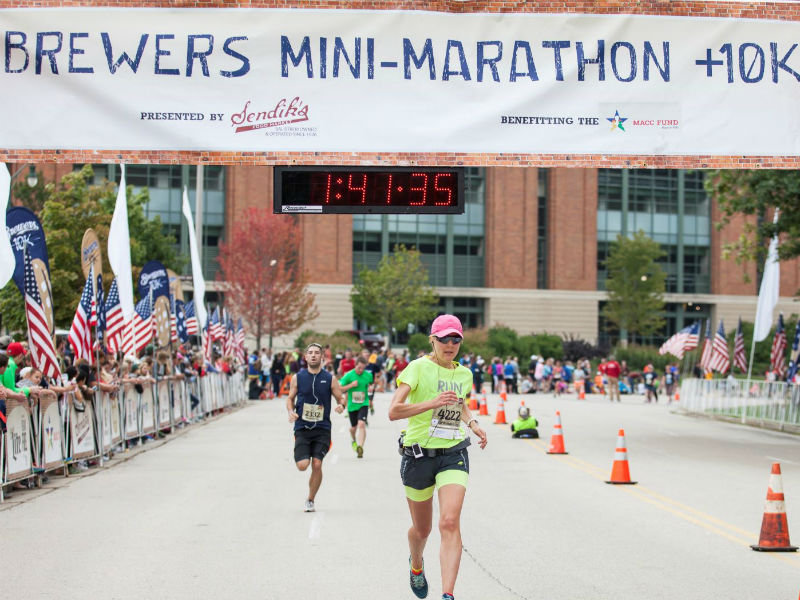 Registration Now Open For Sixth Annual Brewers Mini Marathon At