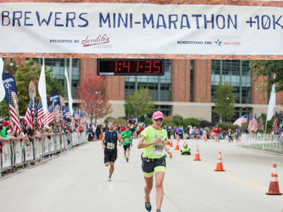 Registration now open for sixth annual Brewers Mini-Marathon at Miller Park