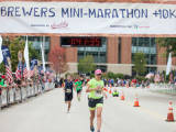 Registration now open for sixth annual Brewers Mini-Marathon at Miller Park Image