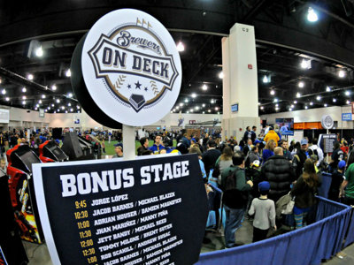 Brewers On Deck 2018 tickets now on sale; breakfast with team added to event