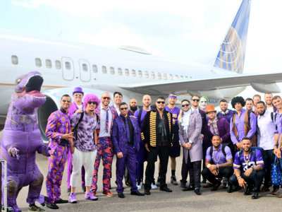 The Brewers' Prince-tribute