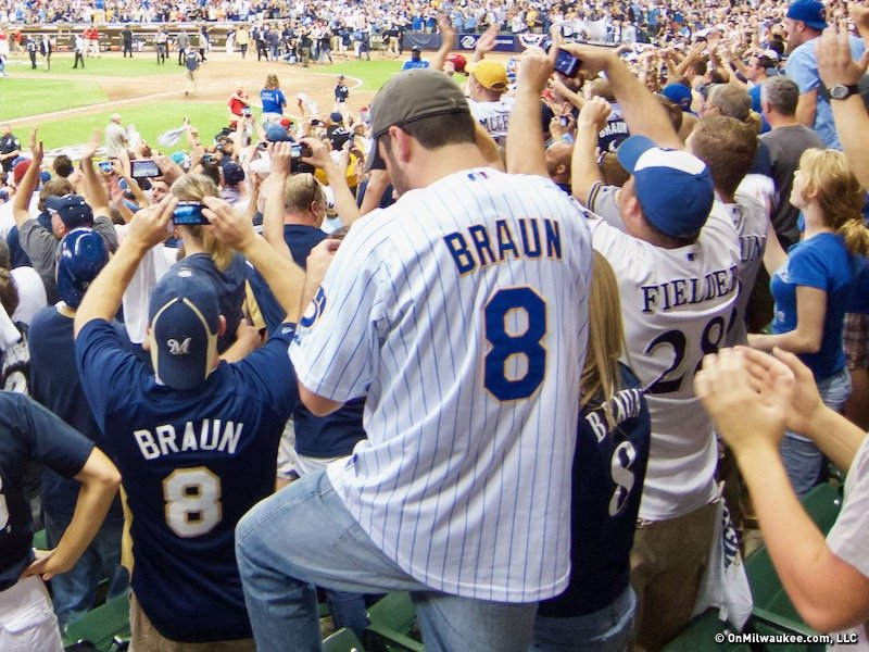 c62034245f5 Brewers release tickets for peanut-free zones at Miller Park ...