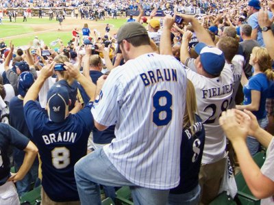 Brewers release tickets for peanut-free zones at Miller Park
