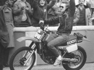 Celebrate Robin Yount's Ride with free motorcycle parking & bobblehead on May 28