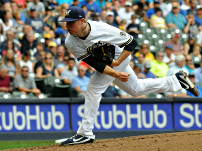 Brewers' two-year contract extension with Chase Anderson a win for both sides
