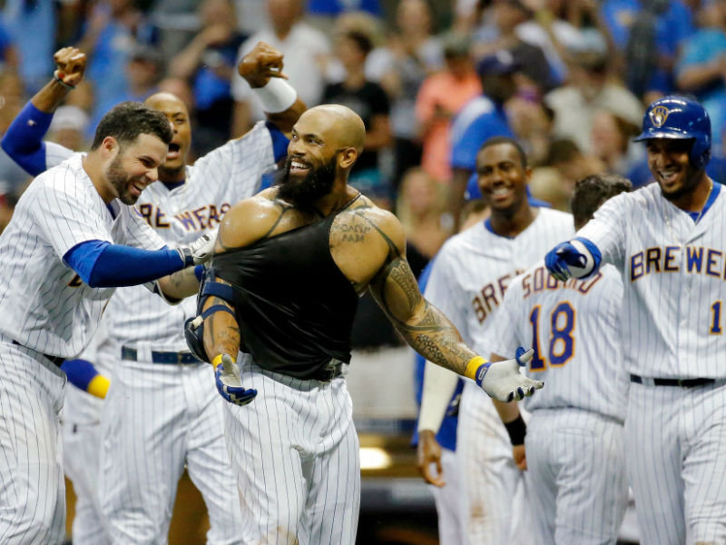 The 10 best moments from a really fun Brewers season
