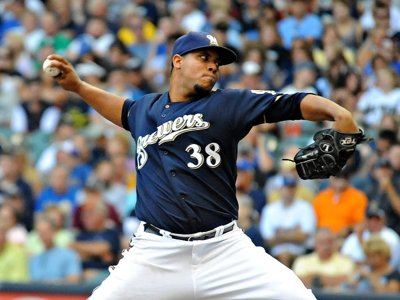 5 questions: Wily Peralta Image