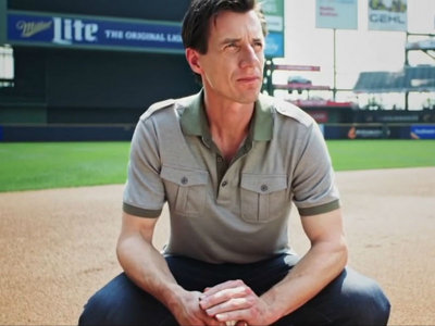 TV ad focuses on Counsell
