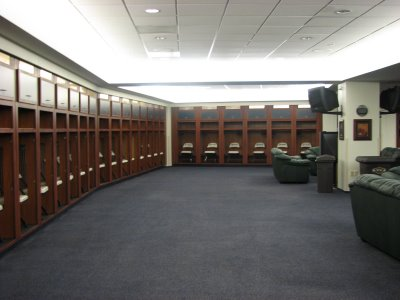 Fathers Sons Bond In Brewers Locker Room Onmilwaukee
