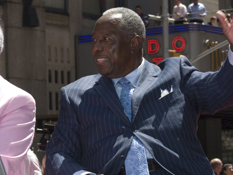 Brewers' 13th annual 'Evening with Hank Aaron' set for Sept. 24