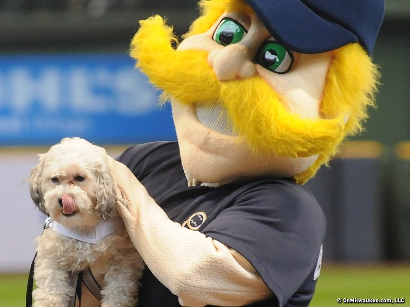 "The Milwaukee Brewers are back. They are ""Happy"" and you should be, too!"