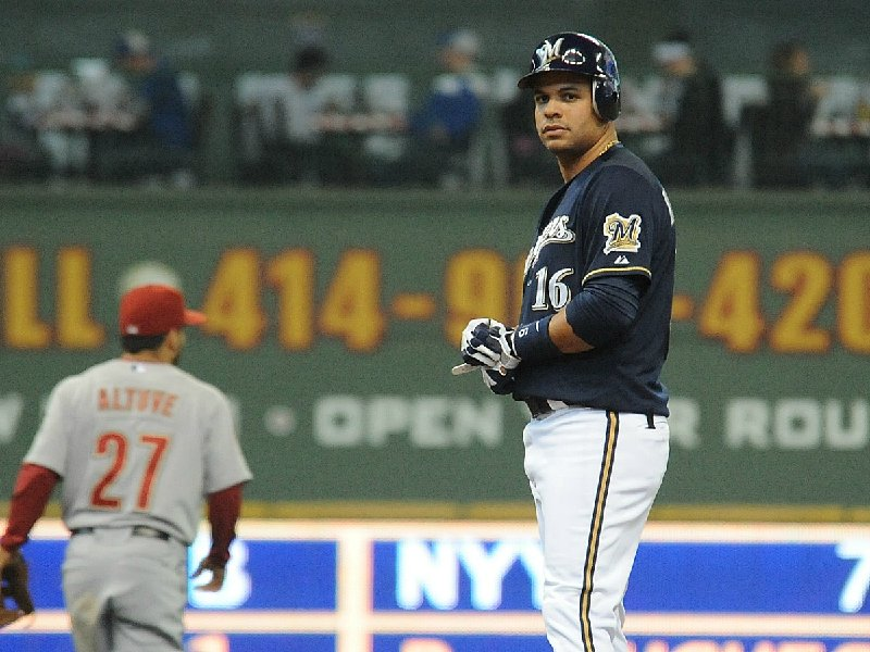 Third baseman Aramis Ramirez is heating up for the Brewers.