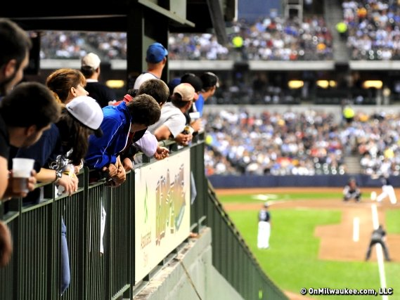 Don't jump off that ledge yet, the Brewers will win the division.