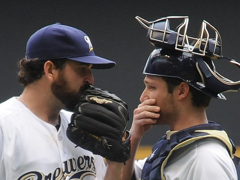 No Numbers Required In Pitcher-catcher Relationship