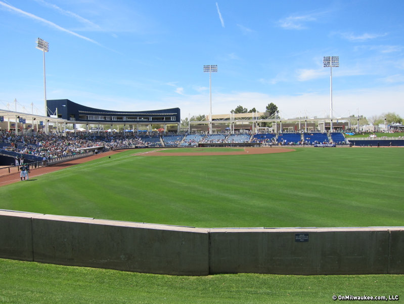 Lots of questions abound at Maryvale Baseball Park this month.
