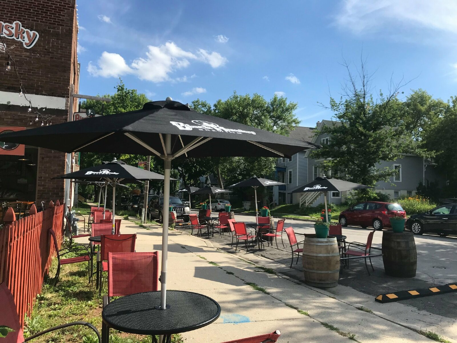 Some Small Breweries Tap Parklets To