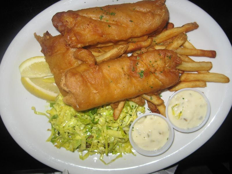 Brocach features rare all you can eat fish fry onmilwaukee for All you can eat fish fry
