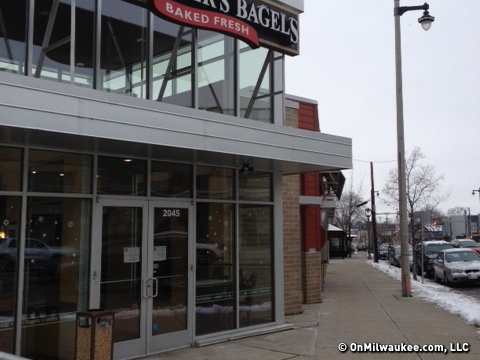 Bruegger's has closed its East Side location.