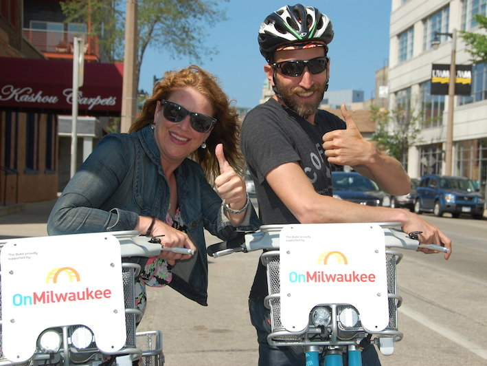 Get your OnMilwaukee Bublr on