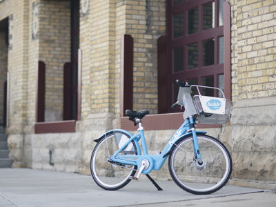 Bublr bike-share hits MKE Image