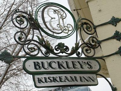 Buckley's Kiskeam Inn experience a mixed bag