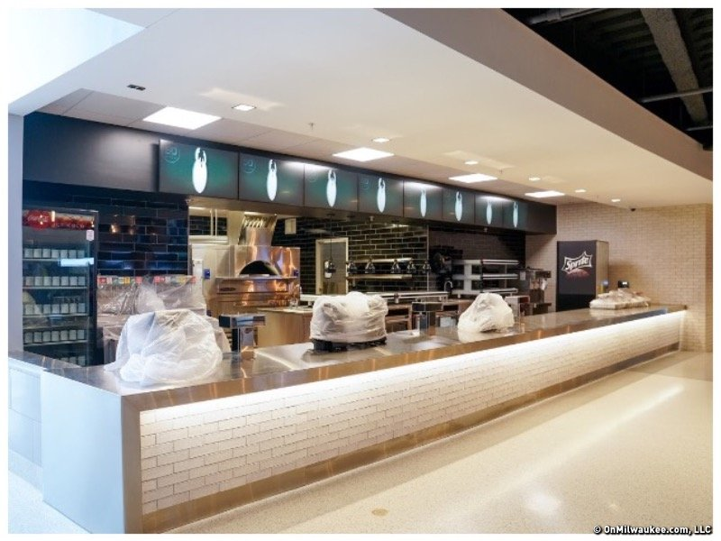 Eat And Drink Local At New Bucks Arena Thanks To Dynamic Mkeat