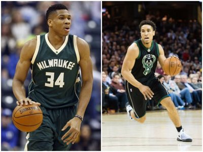 Bucks' Antetokounmpo and Brogdon win major individual NBA awards