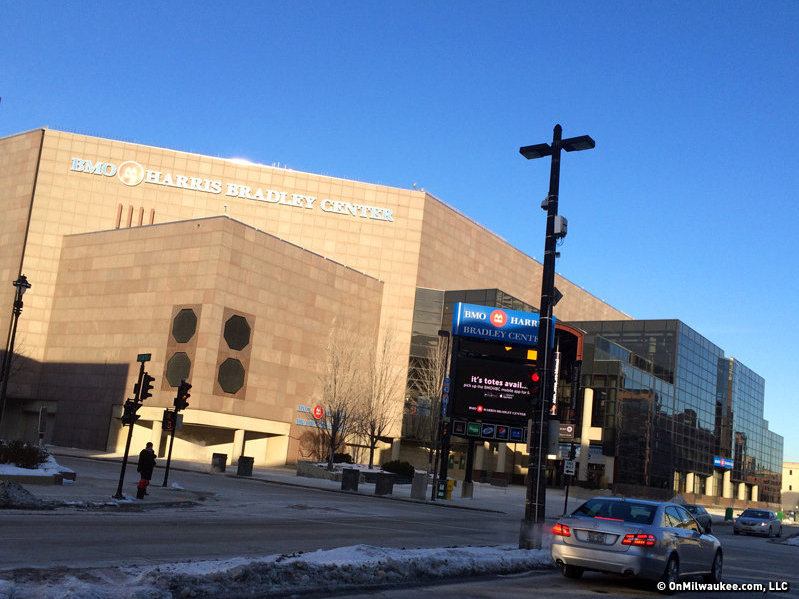 Bucks Name Bmo Harris Bank As Founding Partner Of New Arena